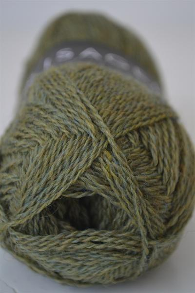 ISAGER highland wool Moss