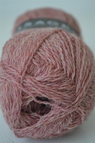 ISAGER highland wool Rose