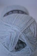 ISAGER highland wool Ice blue