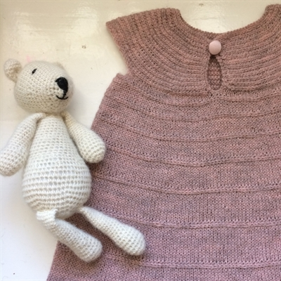 Rose dress Alpaca